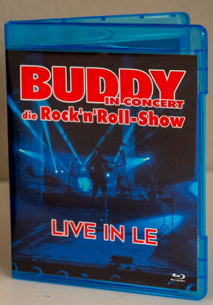 Blu-ray Live in LE