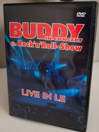 DVD Live in LE